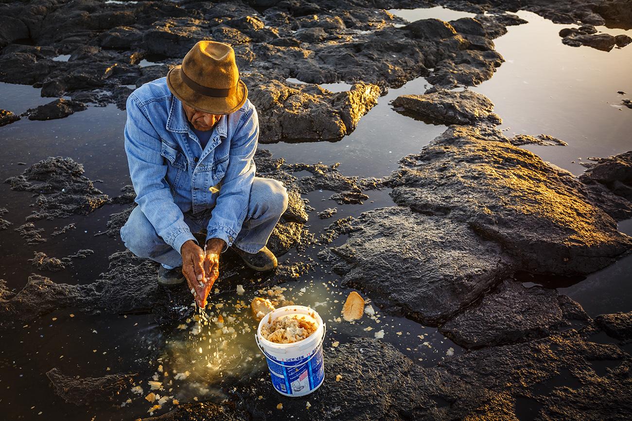 """""""El pescador"""". Canon EOS 5D Mark III, EF17-40 @ 32 mm., 1/160 seg, F/5, ISO 400"""